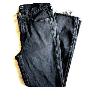 J. Crew High-Rise Vintage Straight Jeans